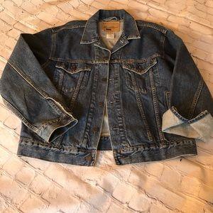 Vintage Levi's Signature Boxy Denim jacket Medium